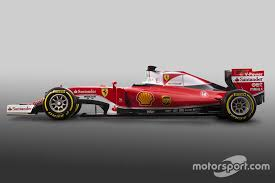 ferrari f1 car fund raiser