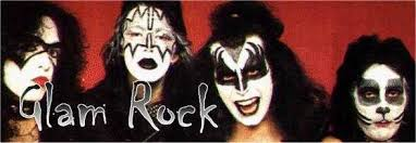 glam rock charity night