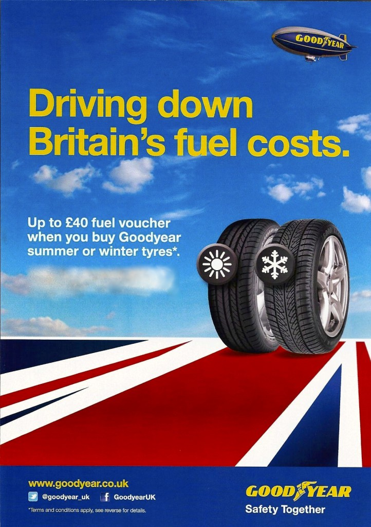 GOODYEAR FUEL VOUCHER AMENDED