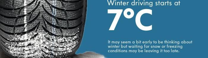 winter tyre banner