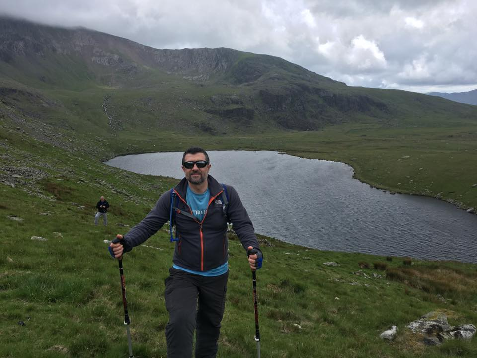 Snowdon Charity Walk for Action Heart Ra