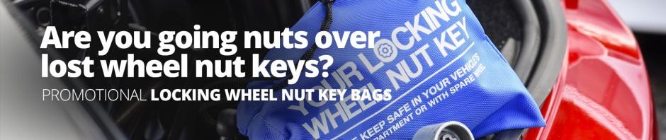 locking wheel nut banner