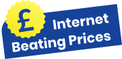 Internet Beating Prices