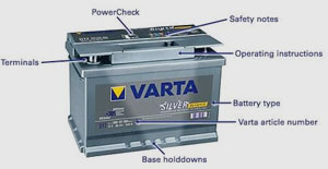 Jump Start Battery