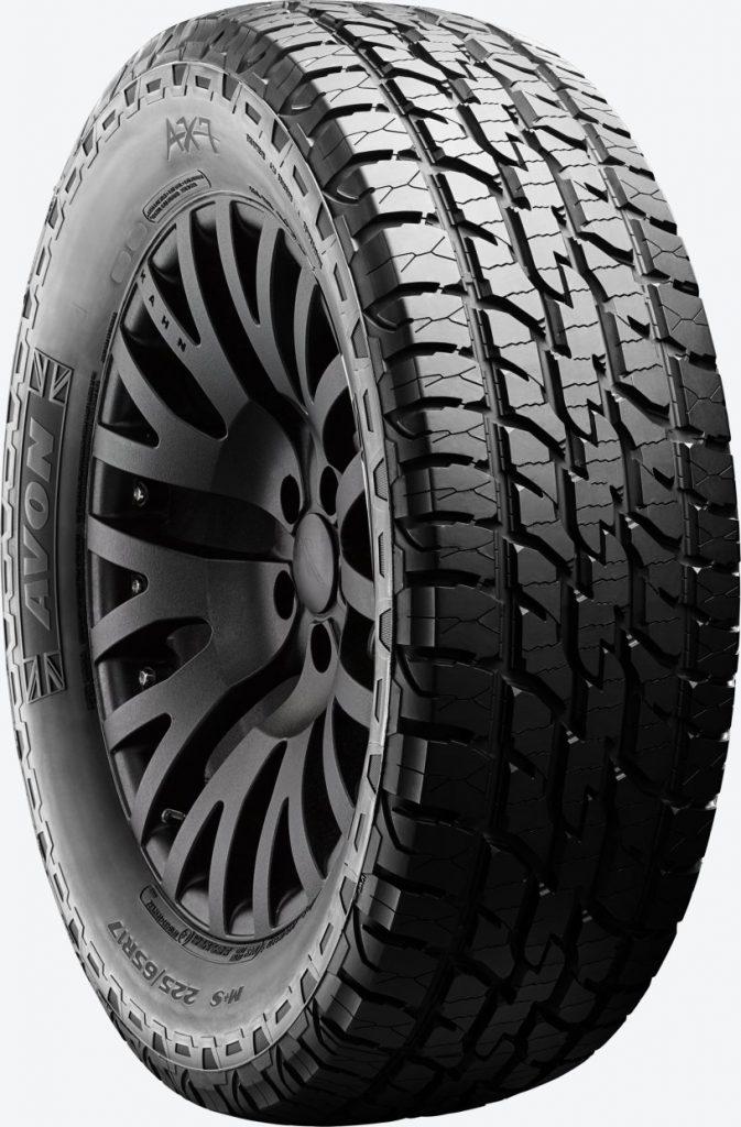 avon ax7 tyre