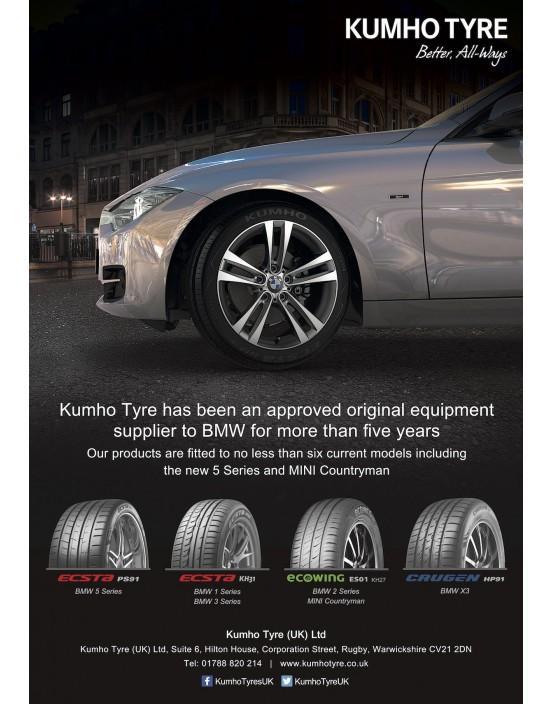 Tyres range