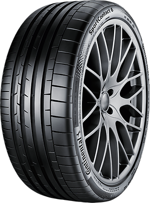 Sport Contact 6 Tyre