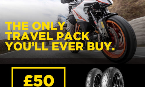 Claim back up to £50 with Pirelli Motor